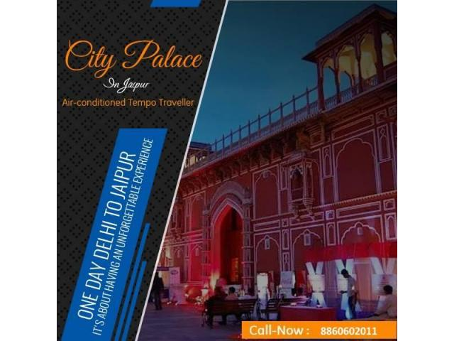 Delhi To Jaipur One Day Trip Packages