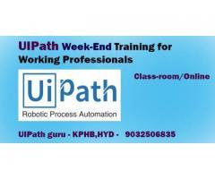 RPA UiPath Training In Hyderabad
