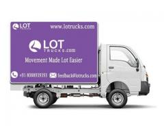 Mini Truck On Rent/Hire For Any Household Shifting/Moving @ +91 8088939393