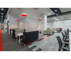 Office interiors in Mumbai