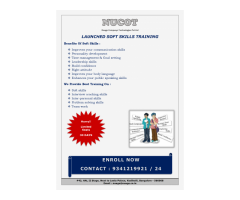 Best Soft Skills Training Program - 30 Days | Nucot
