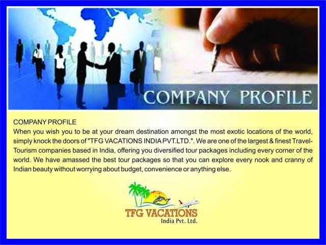 Online Promoter for Tourism Company Direct Joining