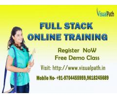 Full Stack Developer Online Training | Full Stack Online Training, Hyderabad