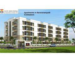 2 bhk, 3 bhk Apartments in Saravanampatti