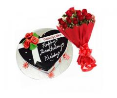 Midnight Cake Delivery Service In Faridabad