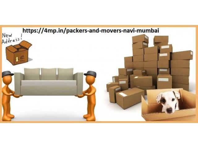 Packers and Movers in Navi Mumbai | Movers and Packers in Navi Mumbai | https://4mp.in/