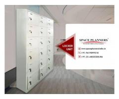 Industrial Lockers Manufacturer & Supplier | Space Planners