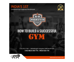 Best Commercial Gym Setup Services In India