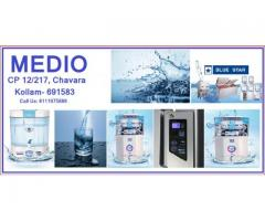 MEDIO, Water Purifier Dealer in Kollam , Karunagappally, Kallada,Kottarakkara, Punaloor