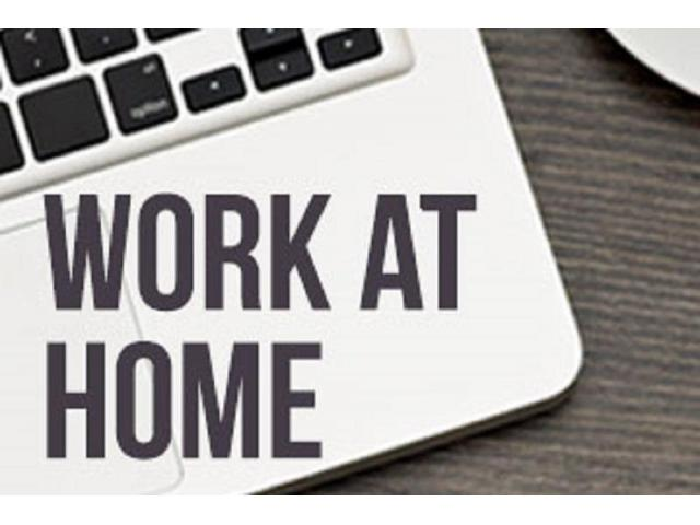Immediate Start – Work From Home Online – Part time/Full Time