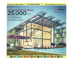 500 Gaj Plot Sector 88-89 Mohali, Gmada Plots sector 88 Mohali 95O1O318OO