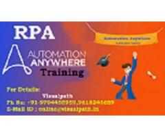 Best RPA Automation Anywhere Online Training