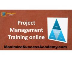 Project Management Training Courses in India