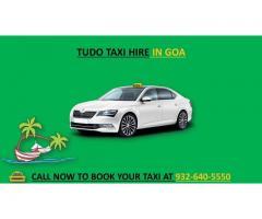 Taxi in Goa