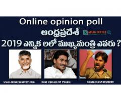 Contact for Paid Political Survey Company in Andhra Pradesh | LD Marg Survey