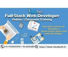 Full Stack Web Developer Training | Best Web Development Training