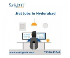 Dot net jobs in Hyderabad