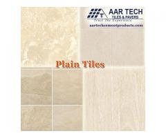 Plain Tiles Manufacturer | Plain Cement Tiles| Chennai| Thanjavur