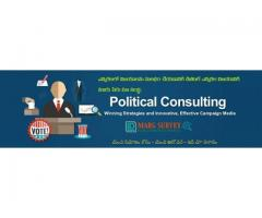 Best Political Survey Company in Andhra Pradesh and Telangana|LD Marg Survey|India