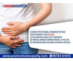 Best homeopathy treatment for PCOD | Homeopathy Treatment for PCOD