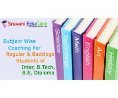 Best Subject Wise Coaching Institute in Hyderabad