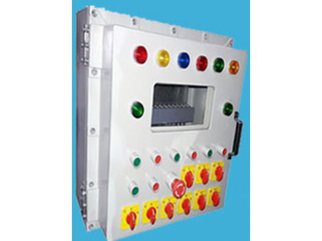 FLAMEPROOF VACCUM CONTROL PANEL