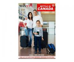 MIGRATE TO CANADA WITH WINNY