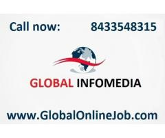 Apply now for suitable Home based income monthly