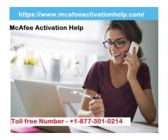 Choice Your Dream Number  +1 877 301 0214 With McAfee Activation Help