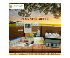 PUSA Soil Test Fertilizer Recommendation Meter (STFR) Kit
