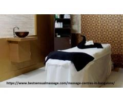Get Sensual Therapy at Massage Centres in Bangalore