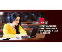 Join ALS IAS coaching in Delhi for preparation of UPSC exam