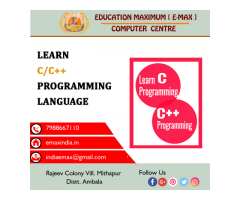 Learn C/C++ Programming Language in Mithapur