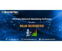 Build First Impresion of Business with MLM Software Company in Patiala- Awapal