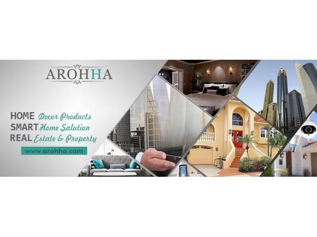 Buy/Rent Property | Home Decor | Smart Home Solutions - Arohha.com