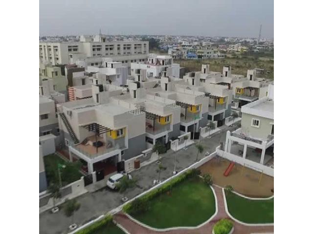 Luxury Villas, Individual House in Saravanampatti, Kalapatti, Avinashi Road