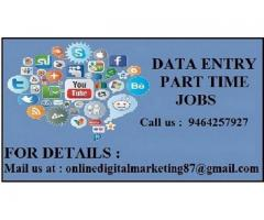 Golden Opportunity for Job Seekers..Contact Now..