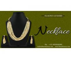 Flaunt Luxury: Buy Fashion, Traditional & Artificial Jewellery in Delhi NCR, India