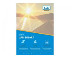 High Efficient Solar Panel Company India