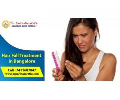Hair treatment clinic in mg road