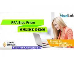 Best RPA Blue Prism Online Training