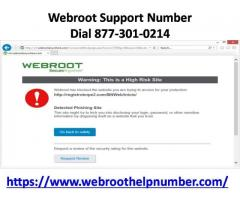 How To Secure Your PC Using 877-301-0214 Webroot Support
