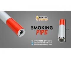 Smoking pipe and bong online for sale in India – Mokshabongs