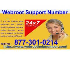 Webroot Support Through 877-301-0214 for Activation issue