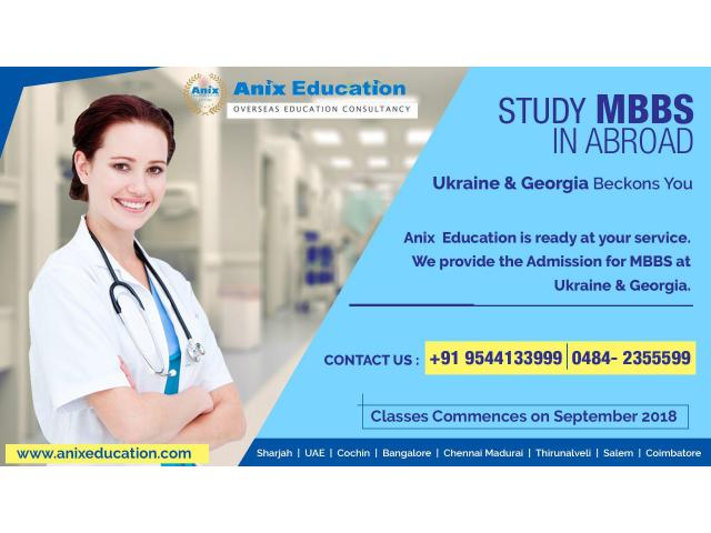 Foreign Education Students with Anix Education   Kochi   Kerala
