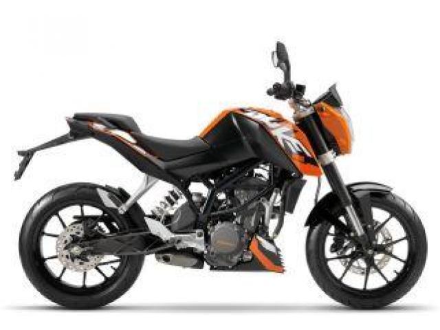 Ride On KTM Duke 200 with Bajaj Auto Finance