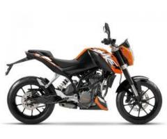 Ride On KTM Duke 200 with Bajaj Auto Finance
