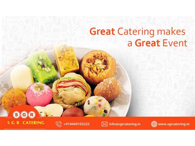 veg catering services in bangalore