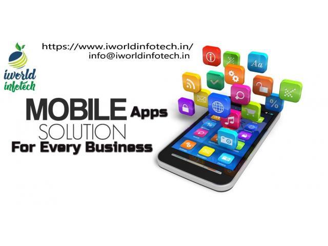 Mobile App Development Bangalore