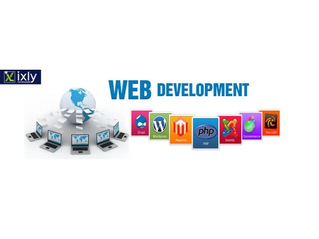 Web Development Company in India   Coimbatore - ixly Technologies